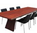 Jarrah Slab Floreat Dining Table