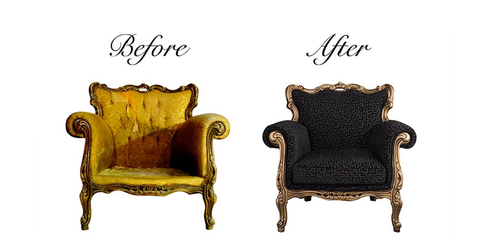 - Antique Chair Restoration