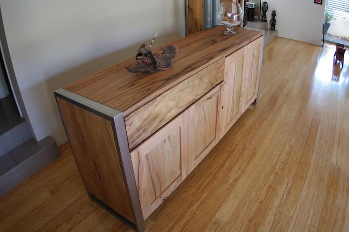 Marri Wood Cupboard